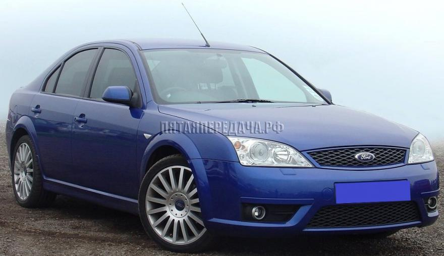 Ford Mondeo седан III B4Y