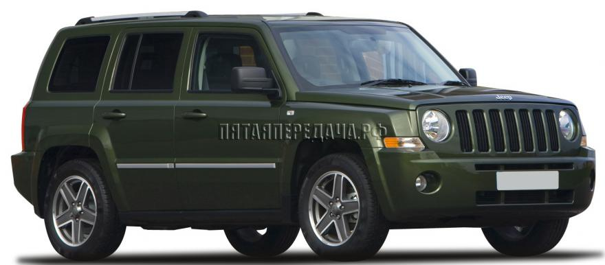 Jeep Patriot (Liberty) MK74