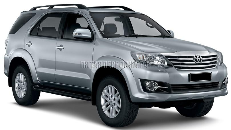 Toyota Fortuner I AN50/60