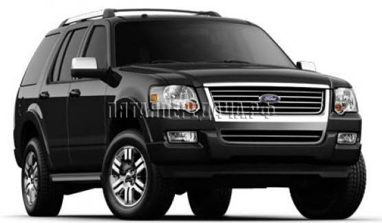 Ford USA Explorer IV U251