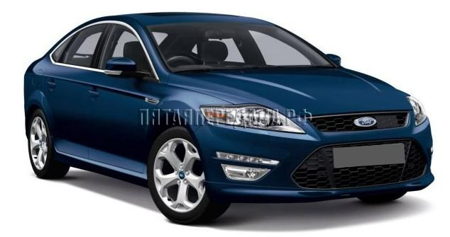 Ford Mondeo седан IV BD