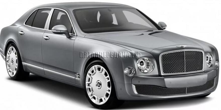 Bentley Mulsanne IV 3Y2