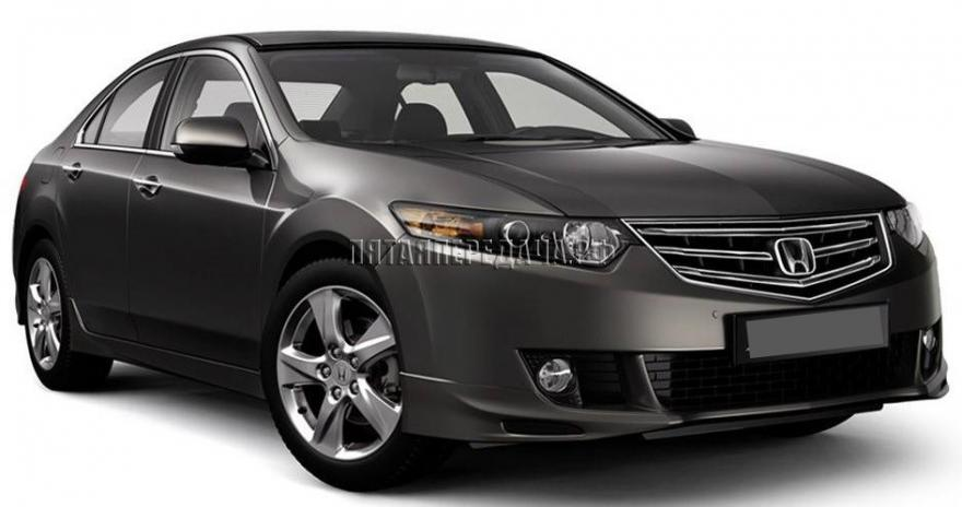 Honda Accord седан VIII CP, CU