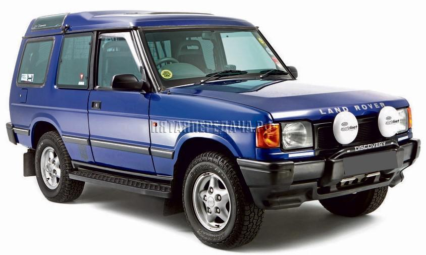Land Rover Discovery II LT