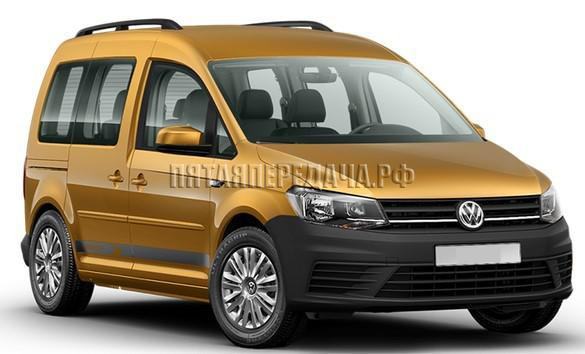 Volkswagen Caddy универсал IV SAB, SAJ