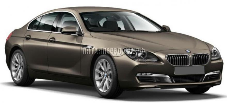 BMW 6 Gran Coupe III F06
