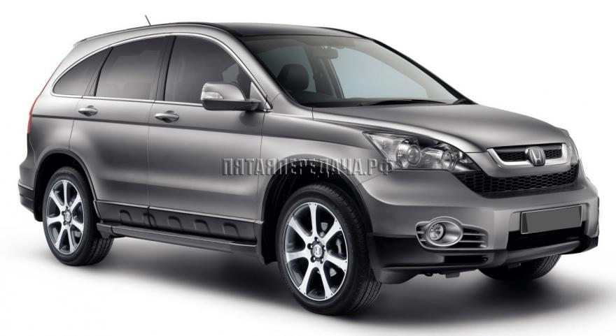 Honda CR-V III RE2, RE3, RE4, RE5, RE6, RE7